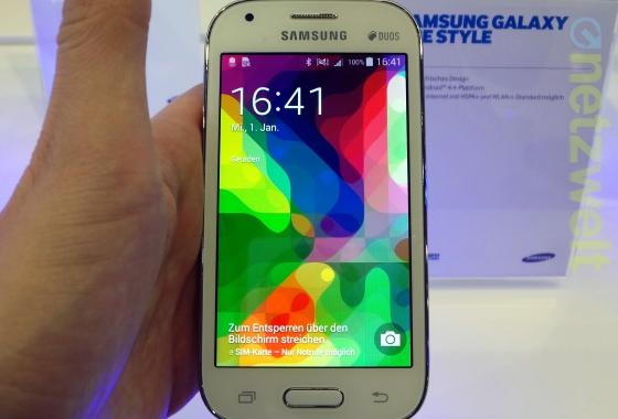 Nuevo Samsung Galaxy Ace Style