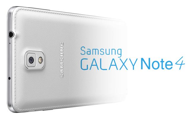 El Samsung Galaxy Note 4 será presentado el 3 de septiembre