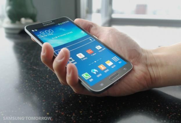 Samsung Galaxy Round, el primer teléfono de pantalla OLED curvada