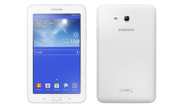 Samsung anuncia su nueva Galaxy Tab 3 Lite