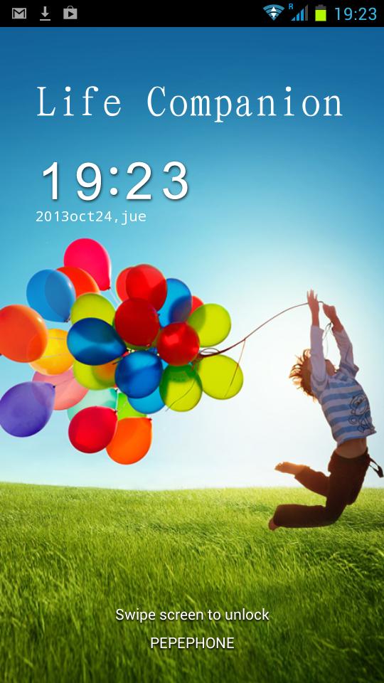 Nueva ROM Android 4.2.2 SGS4 para el movil B943, B94M y Miz Z1