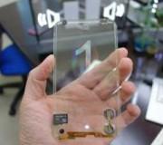El smartphone transparente podría llegar este año