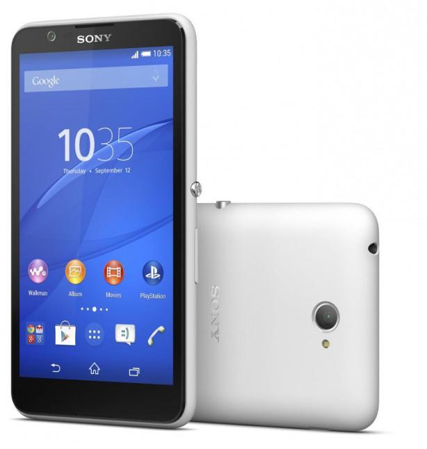 Así es el Sony Xperia E4