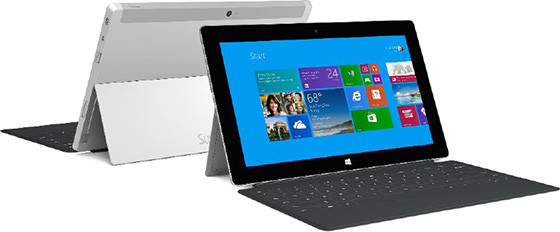 Nuevo Surface 2