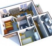 Crea interiores con Sweet Home 3D