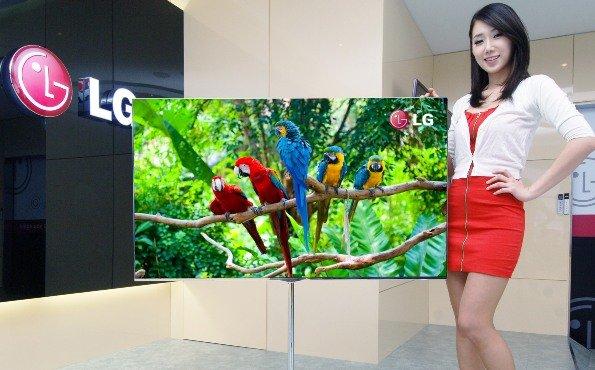 Televisor LG OLED de 55 Pulgadas