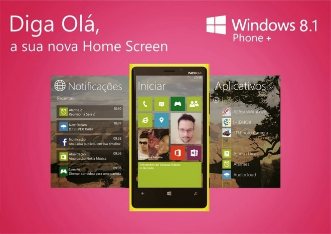 Nuevo Windows Phone 8.1