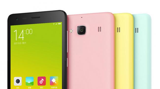 Así es el nuevo Xiaomi Redmi 2S