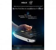Xolo, un nuevo rival para el Samsung Galaxy S4