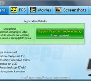 Graba tu escritorio o realiza capturas de pantalla con Fraps