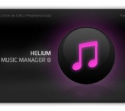 Organiza tu música con Helium Music Manager