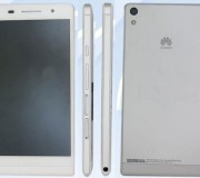 Huawei P6: El smartphone más delgado del mundo