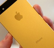 ¿iPhone en oro con 128 GB?