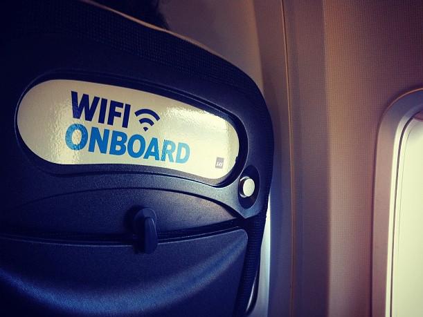 Iberia ofrecerá internet wifi en sus aviones