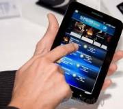 Samsung Galaxy Tab Cornea, la alternativa al iPad