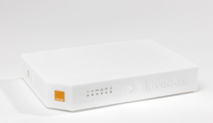 livebox de orange