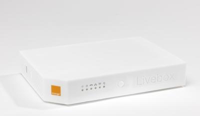 Instalar y configurar  router multimedia Livebox de Orange