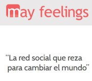 "May Feelings, la red social española que ""reza""."