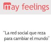 """May Feelings, la red social española que """"reza""""."""