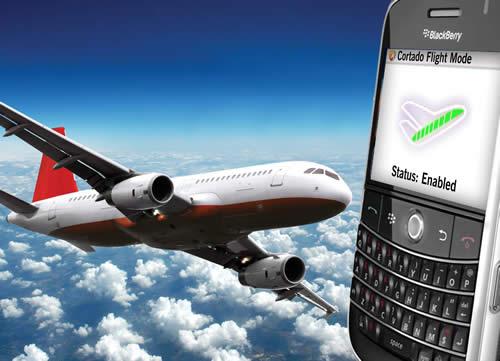 Ya se permite el 'Modo Avión' en España
