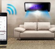 Samsung presenta su aire acondicionado con WiFi