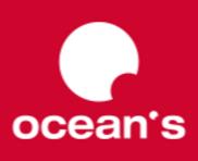 Ocean's renueva sus tarifas
