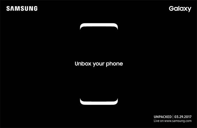 Así es el Samsung Galaxy S8
