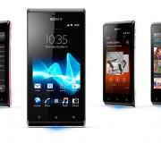 Nuevo Sony Xperia J