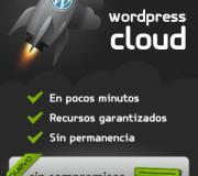Cloud hosting para wordpress gratis de pruebas
