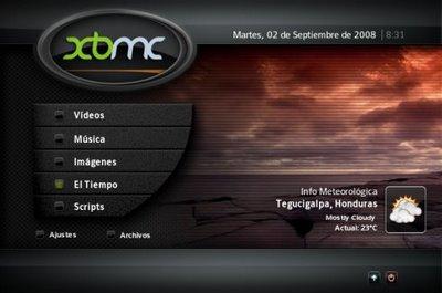 El Centro Multimedia XBMC se actualiza